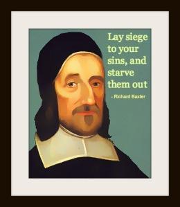 Richard Baxter, 17th-century Puritan Church Leader